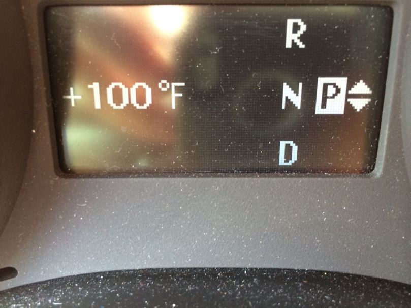 100 degrees